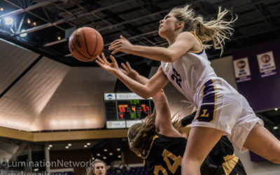 GALLERY: Lipscomb's Lady Bisons Basketball beat Northern Kentucky University