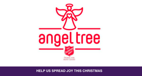 Angel Tree comes to campus to allow students to spread holiday cheer