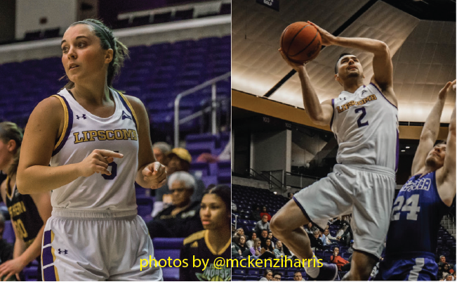 Three Lipscomb basketball games will be streamed live on the Bison