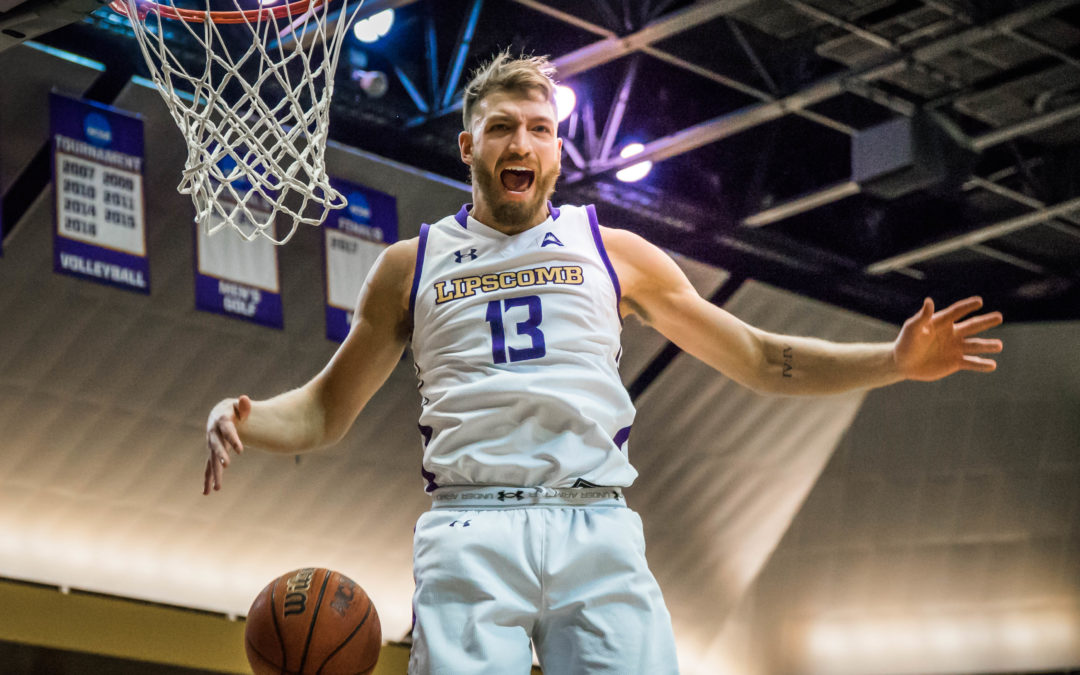 Gallery: Bisons Basketball fall to Jacksonville Dolphins 85-89