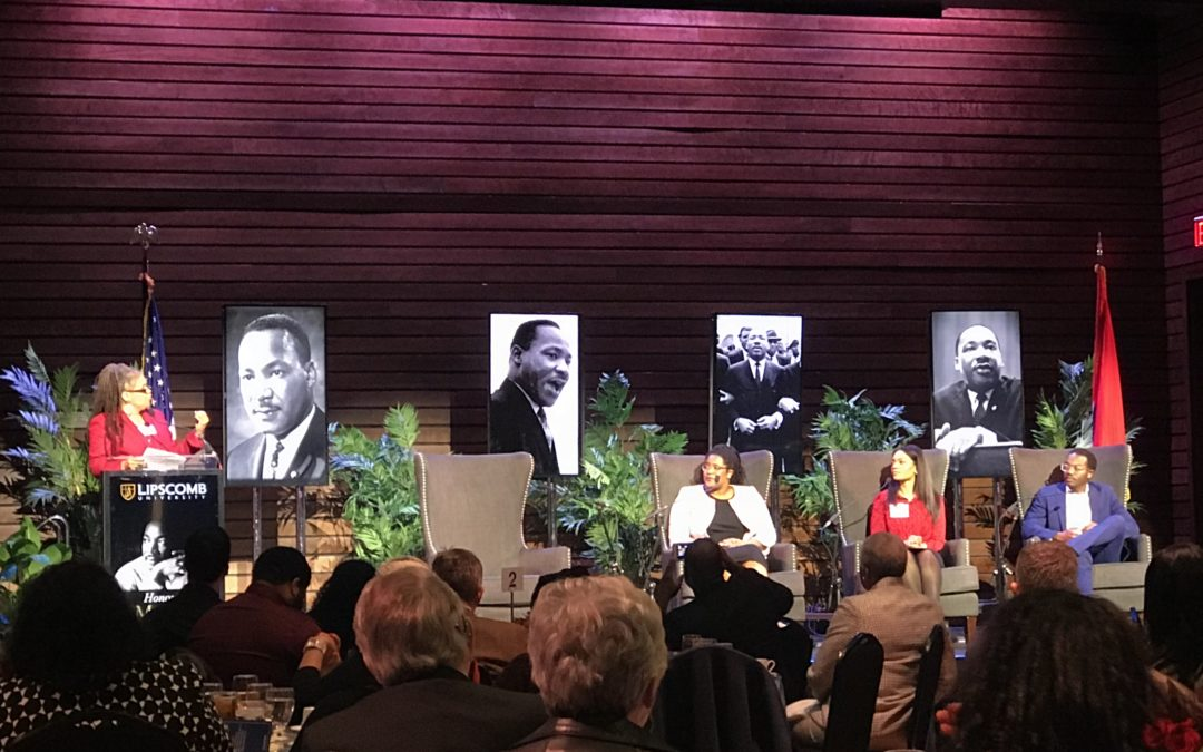 Dinner honors life, legacy of MLK