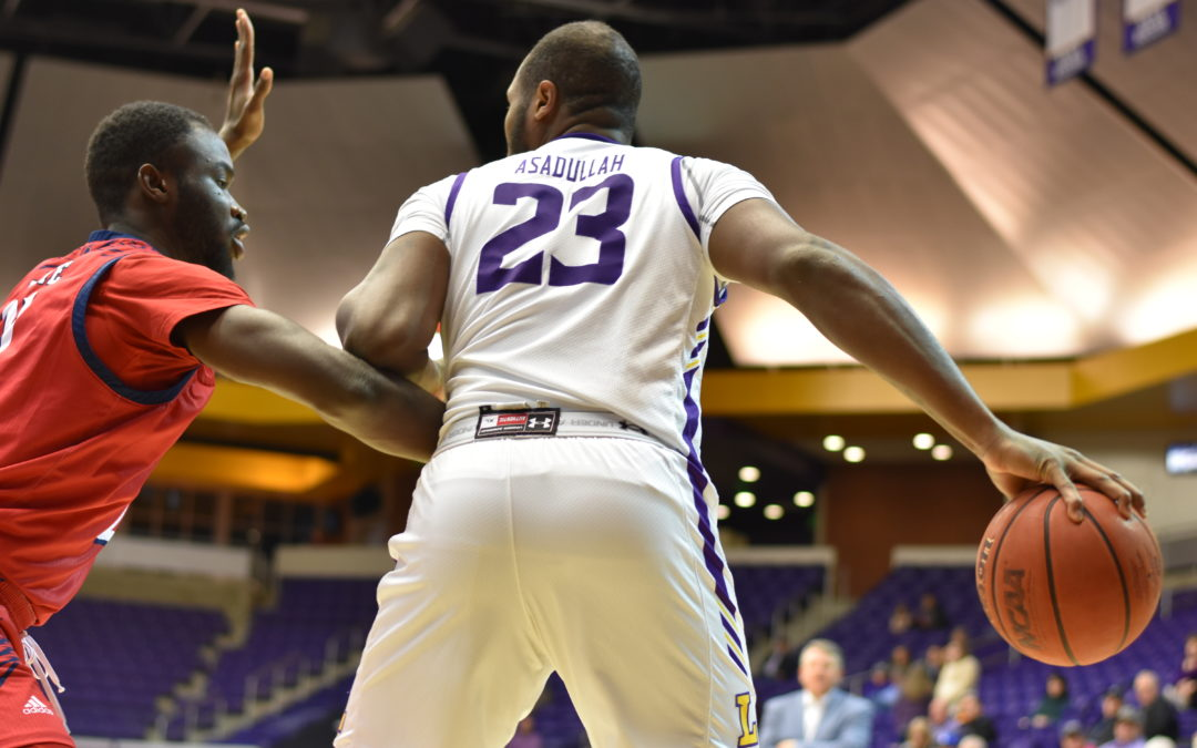 Lipscomb clinches tournament berth with win over NJIT