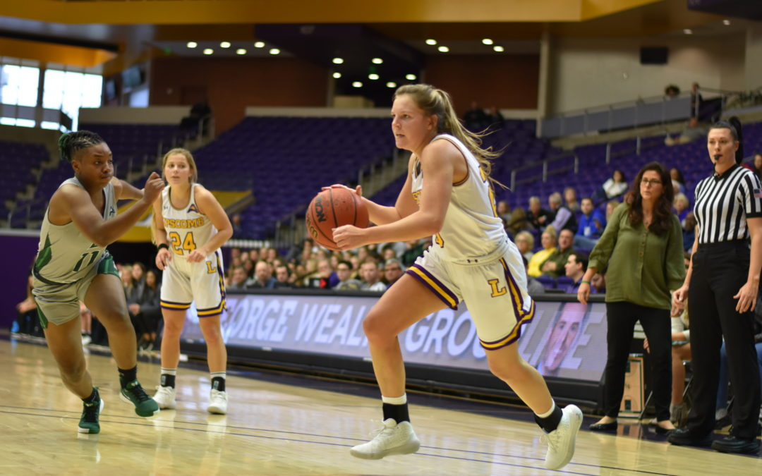 Low-scoring Lady Bisons fall to Stetson Hatters