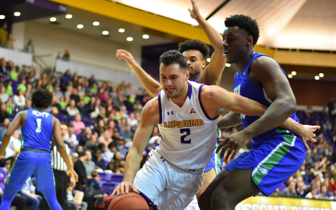 The Bisons defeat FGCU Eagles 64-54, StarWars Night, Garrison Mathews Appearance
