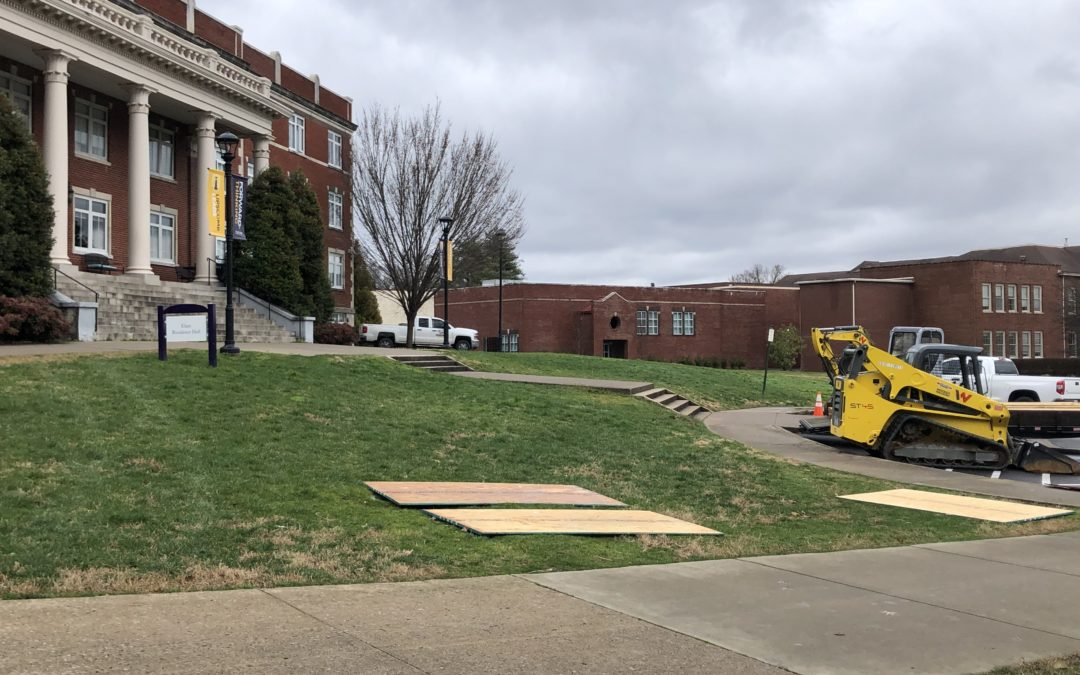 Lipscomb Leads campaign begins renovations on Elam Hall