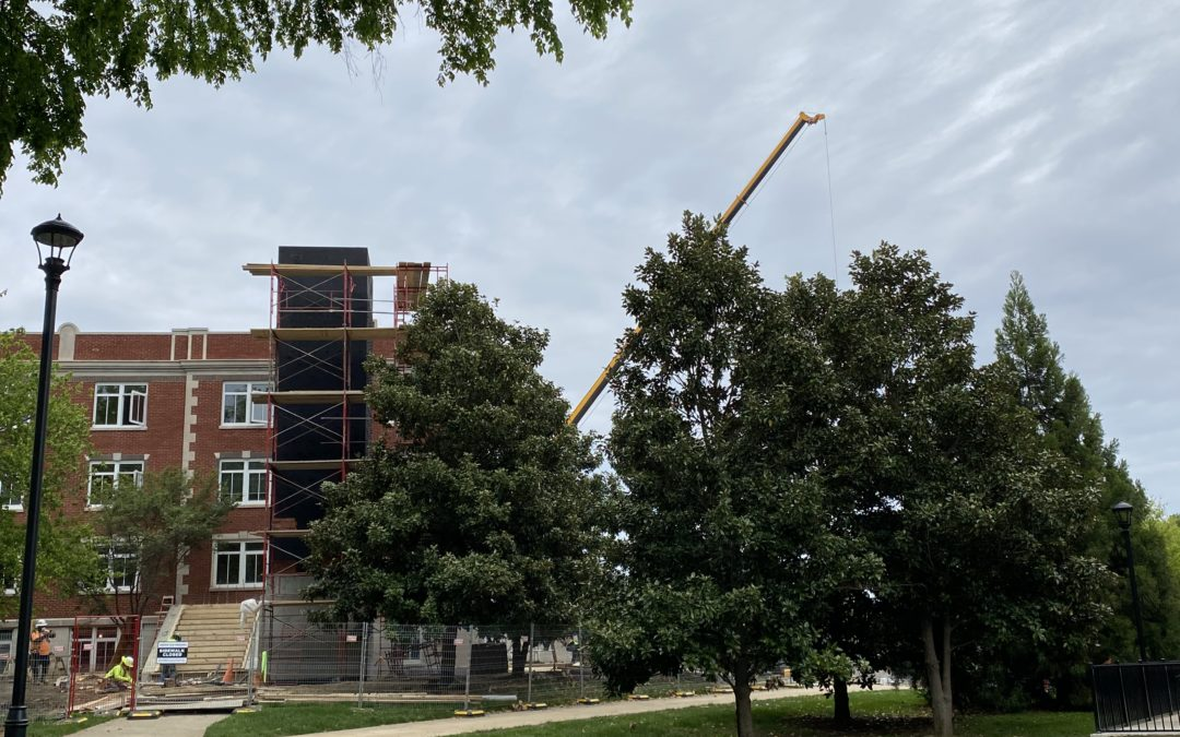 Lipscomb campus construction workers test positive with COVID-19