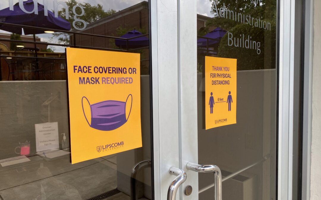 Mask mandate reinstated for everyone indoors through Sept. 3