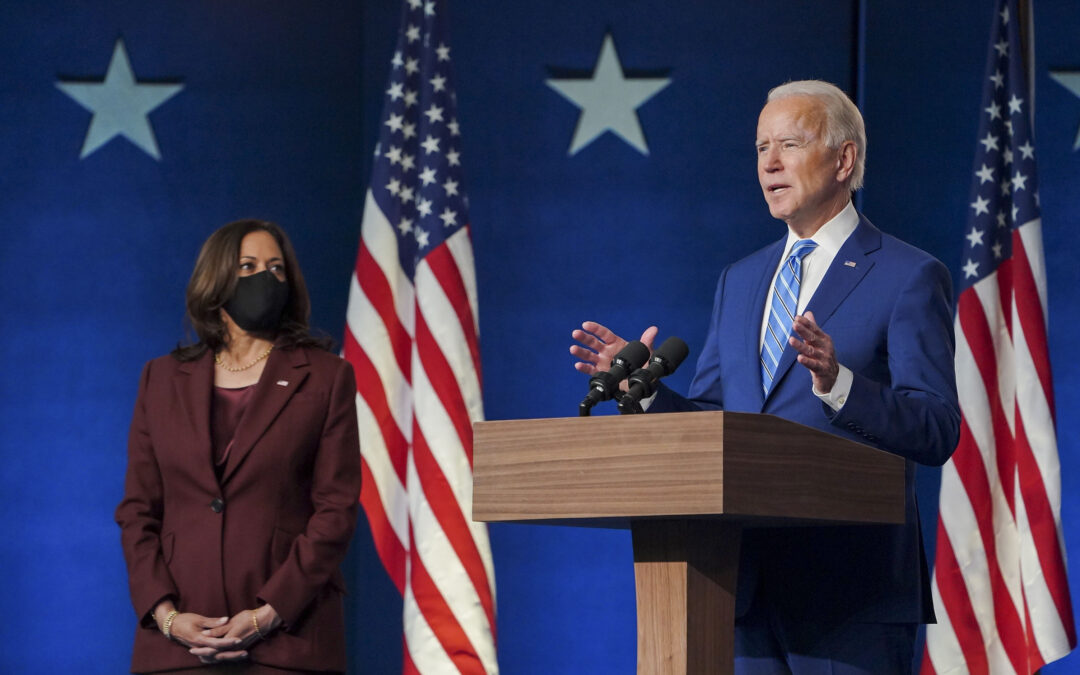 Joe Biden celebrated as president-elect; Trump grumbles via Twitter