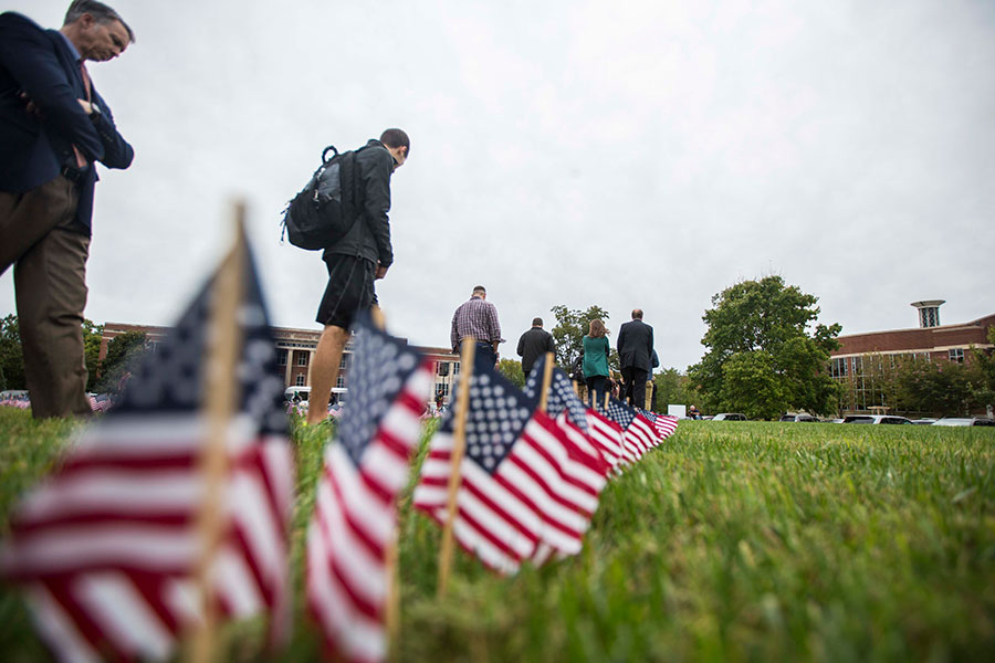 COVID-19 won't stop Lipscomb's Veterans Day celebrations