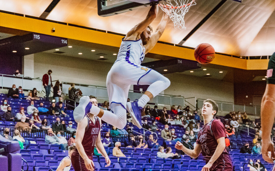 Bisons close out 2020 with win over Freed-Hardeman 93-72