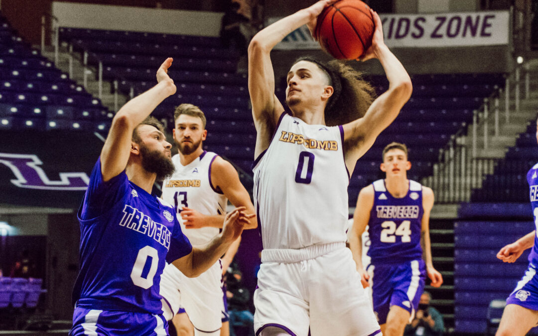 Lipscomb splits in rivalry games, losing to Belmont, rebounding to whip Trevecca