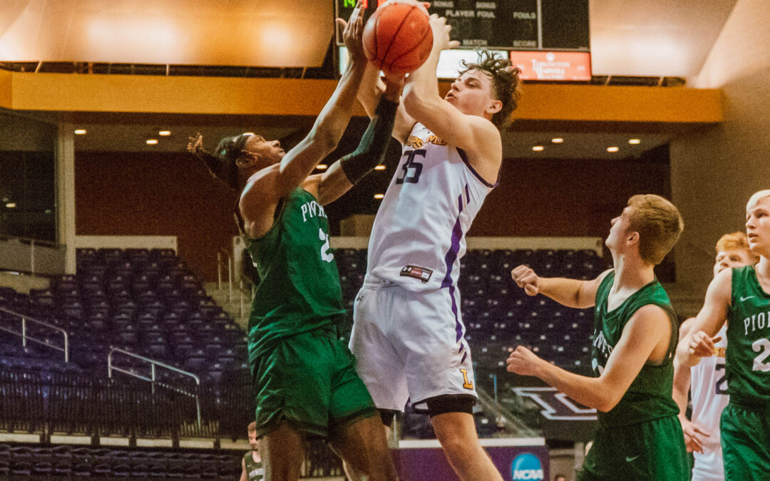 Lipscomb shoots lights out against Crowley's Ridge 97-60