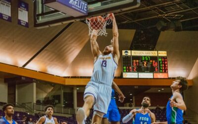 Eagles' dominant second half proves too much for the Bisons