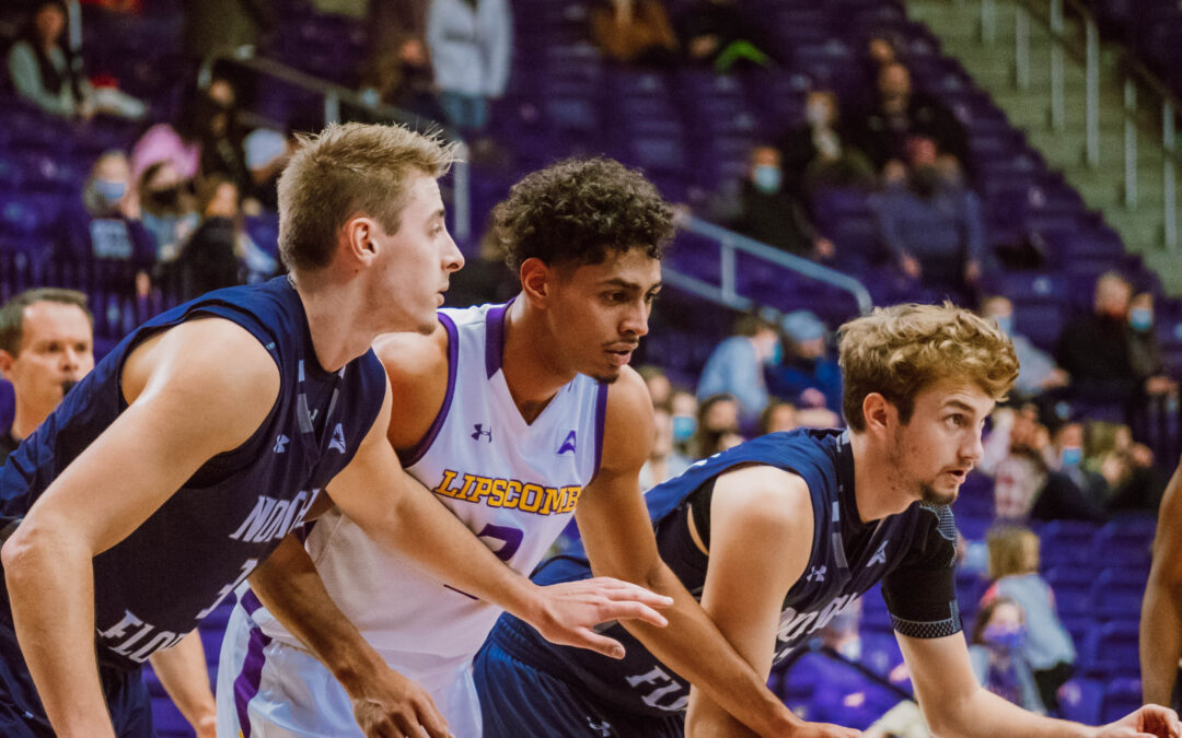 Lipscomb Bisons lose conference lead as Ospreys' rain of threes forces series split