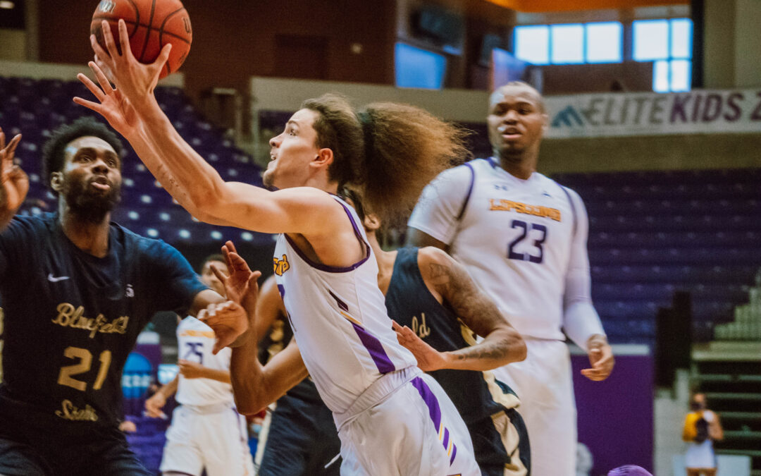 Lipscomb defeats Bluefield State in a late addition to the schedule as ASUN games are postponed