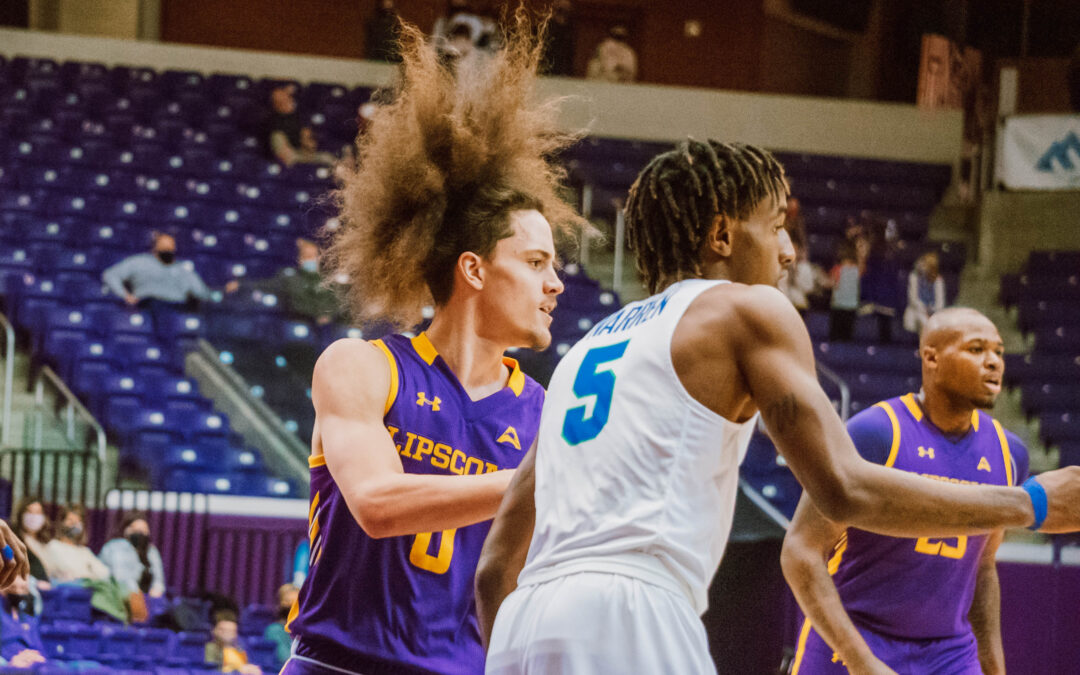 After hard loss Friday, Bisons basketball dominate over FGCU Eagles