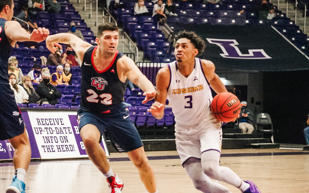 Lipscomb men fall 66-50 in second and final game against Liberty