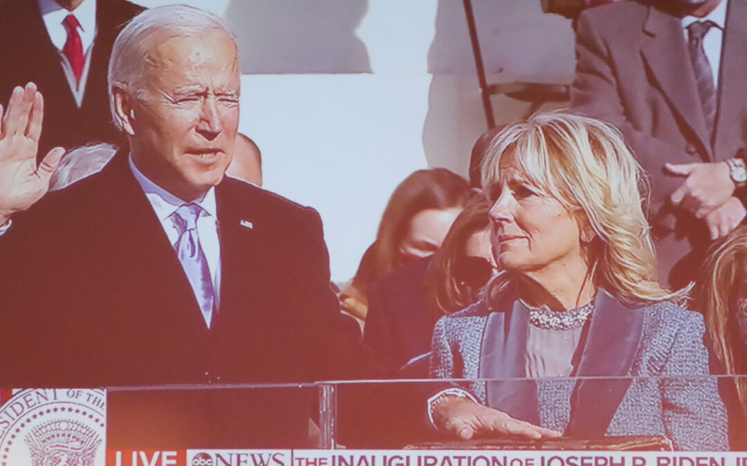President Joe Biden's inaugural address focuses on unity after era of discord