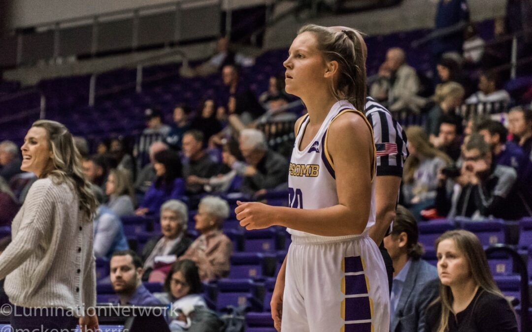 Lady Bisons score season-high 84 against Bellarmine in first conference win