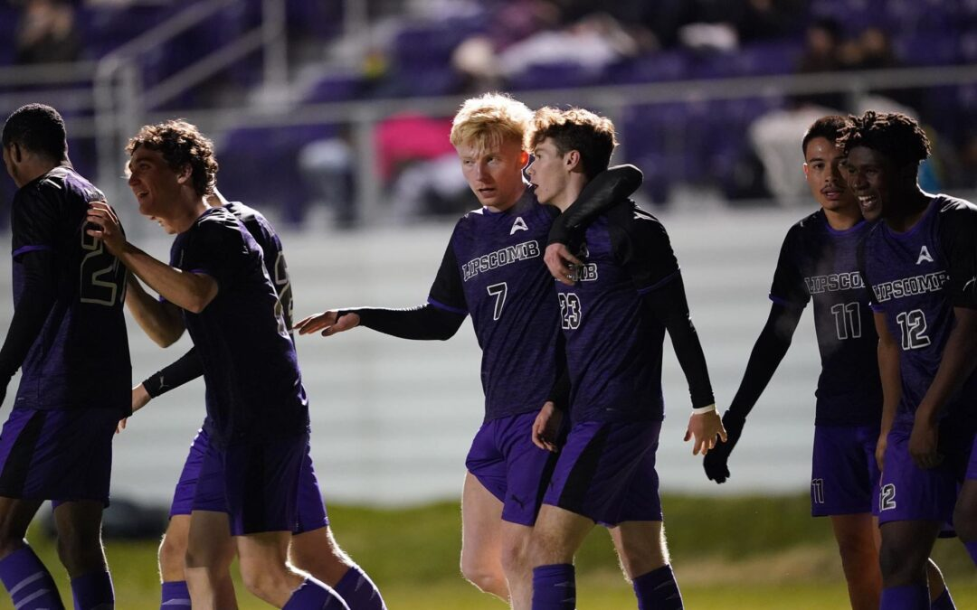 Men's soccer team secures victory in first game of the season
