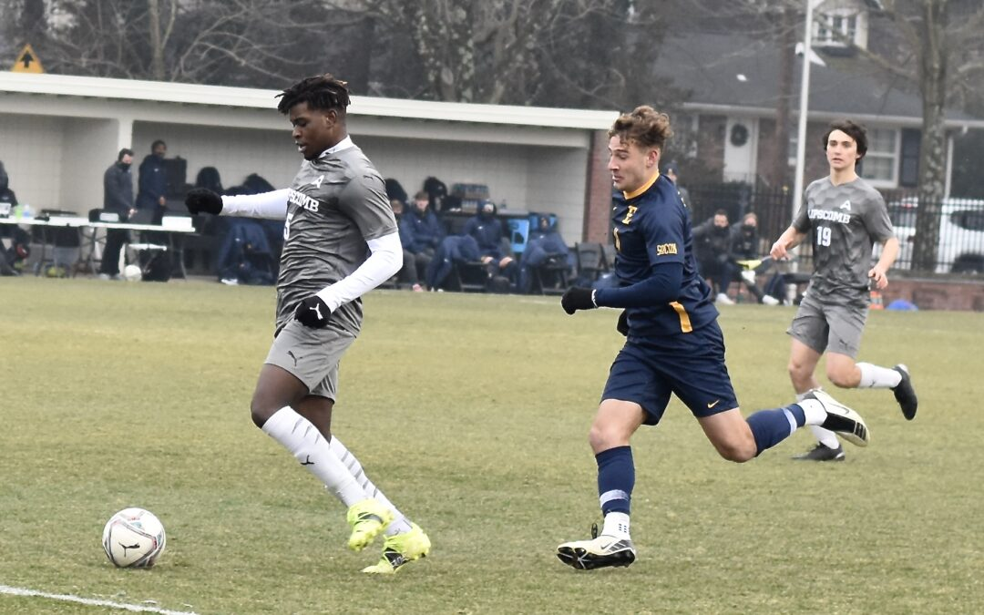 Late goal from Wood seals Lipscomb win over ETSU