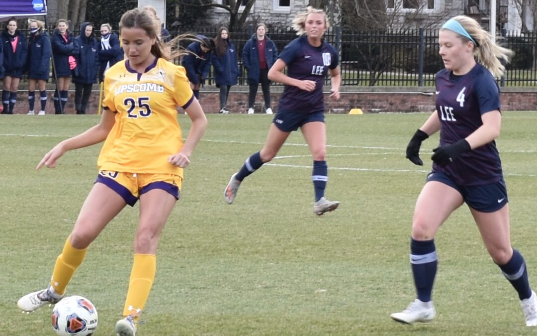 Women's soccer falls to Lee in season-opener at home
