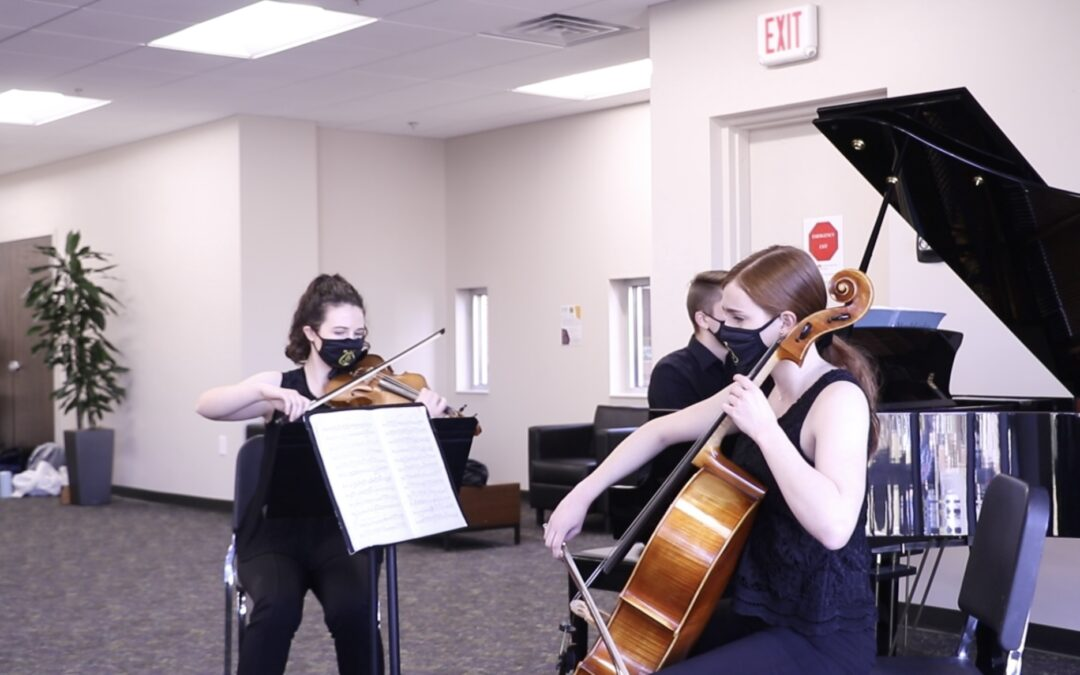 Lipscomb School of Music hosts first Friday concert in Beaman Library