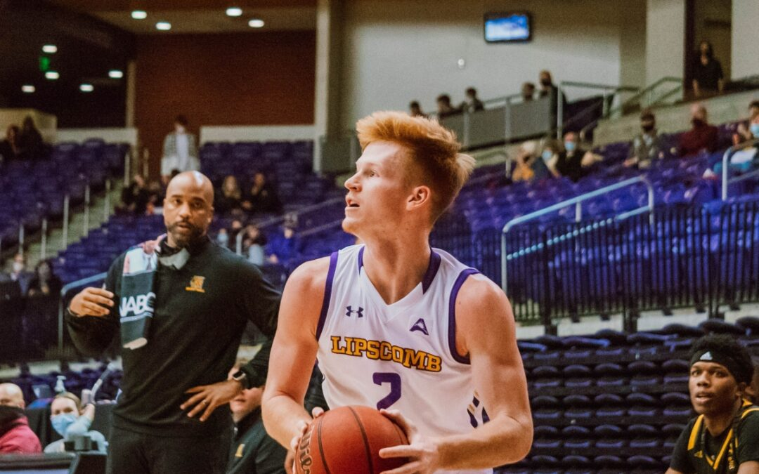 Breakout night from freshman Will Pruit aids Lipscomb basketball in win over Kennesaw State