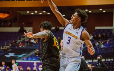 Bisons rally in second half for big win over Kennesaw State 76-62