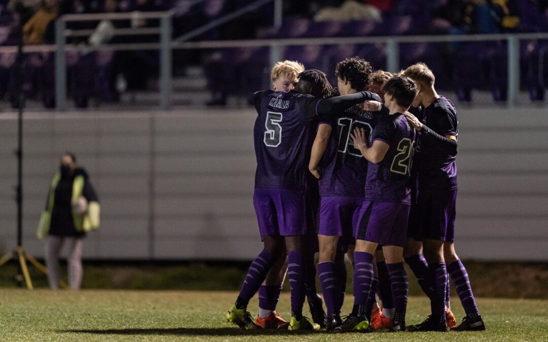 Lipscomb Men's Soccer shuts out UAH to open their season 2-0