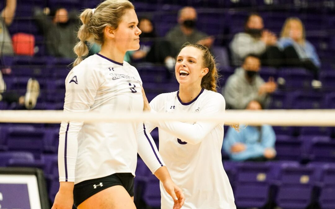 Lipscomb Volleyball completes home sweep against newcomer Bellarmine