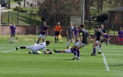 Lipscomb men's soccer takes down soon to be conference opponents Central Arkansas 2-1