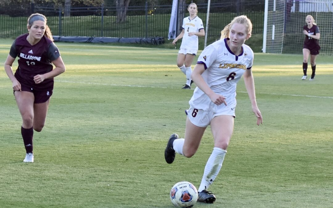 Lipscomb's women's soccer ends regular season with a tie
