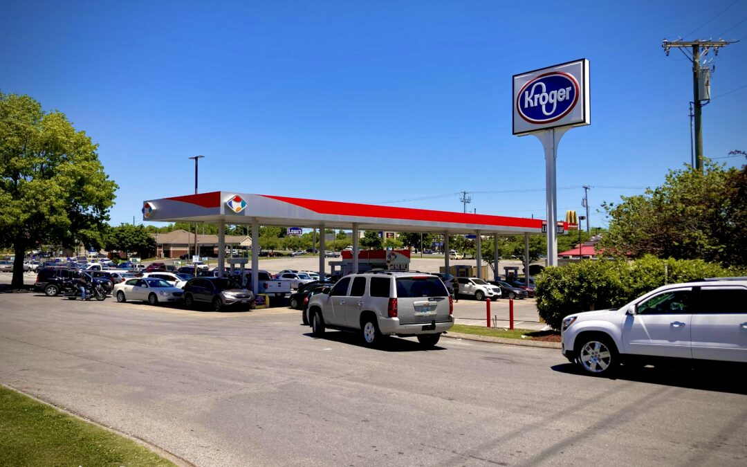 Panic buying leads to gas shortage following Colonial Pipeline cyberattack