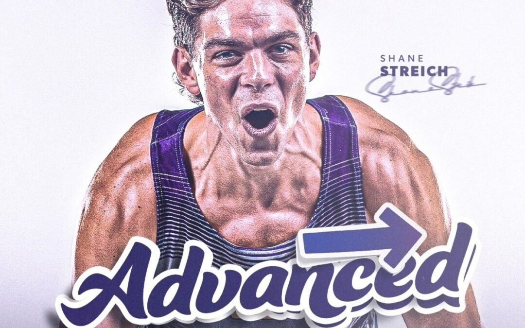 Streich sets 800-meter school record at NCAA championships