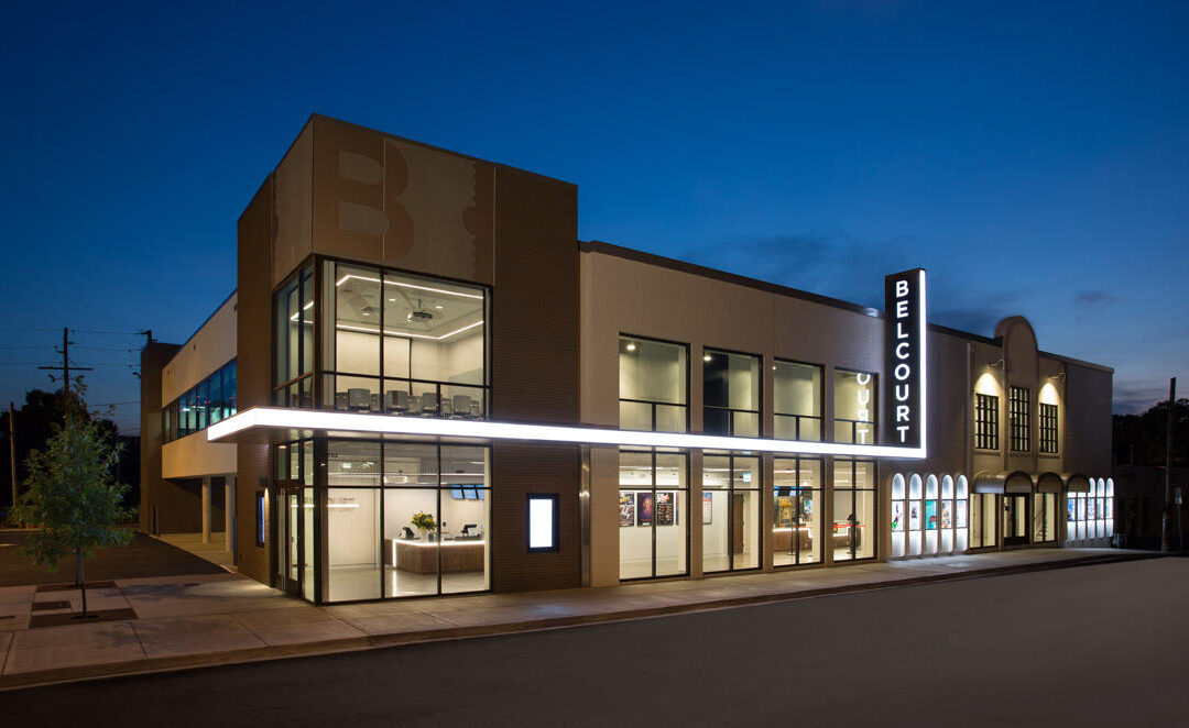 Movies are back, film-lovers at the Belcourt are ready