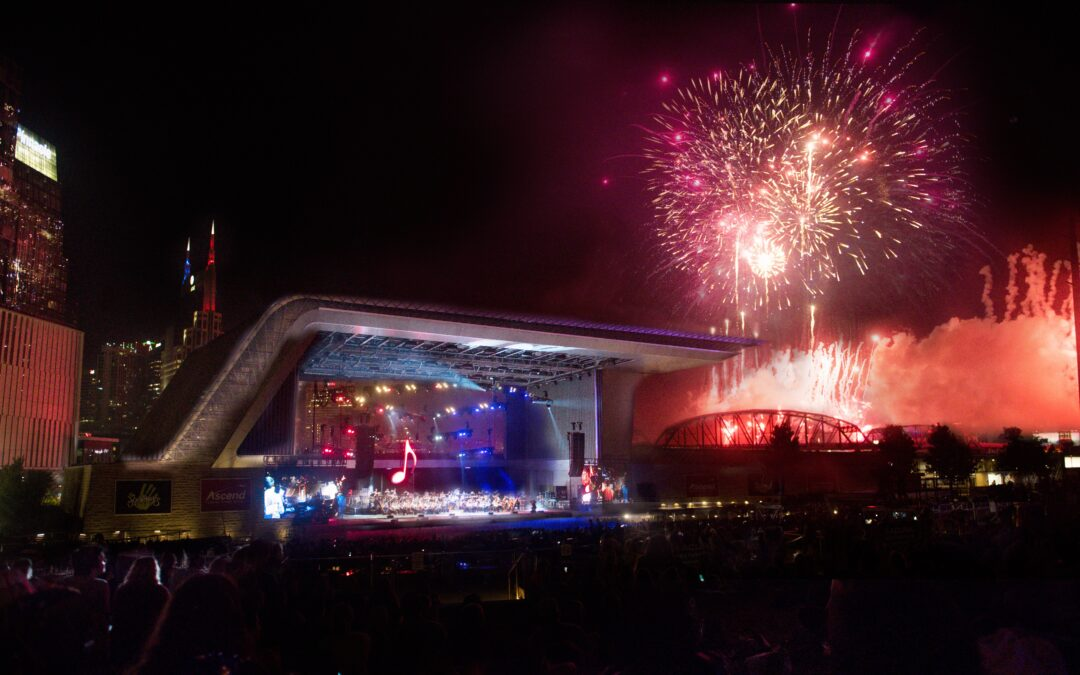 350 thousand enjoy music, spectacle as Let Freedom Sing! welcomes celebrants and SWAT team back to downtown