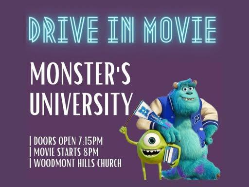 'Monsters University' outdoor screening is success despite technical difficulties