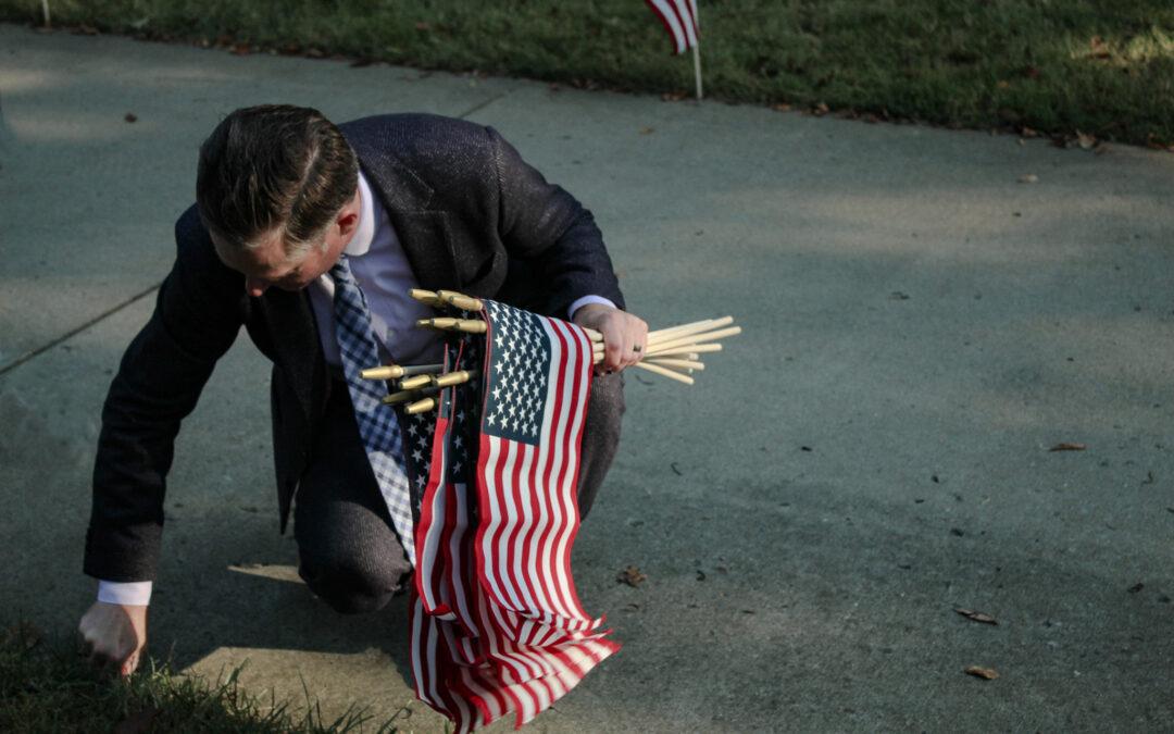 Gallery: Campus community memorializes 9/11