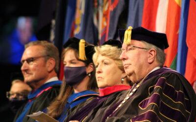 GALLERY: Presidential Convocation in photos