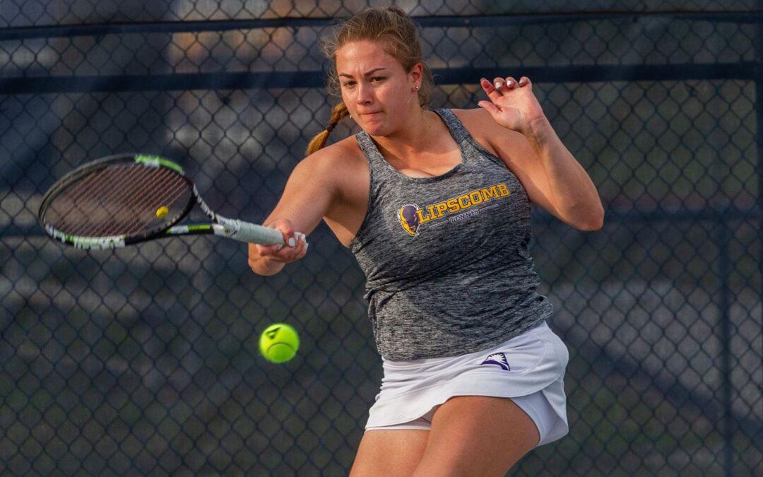 Women's tennis prepares for a successful season