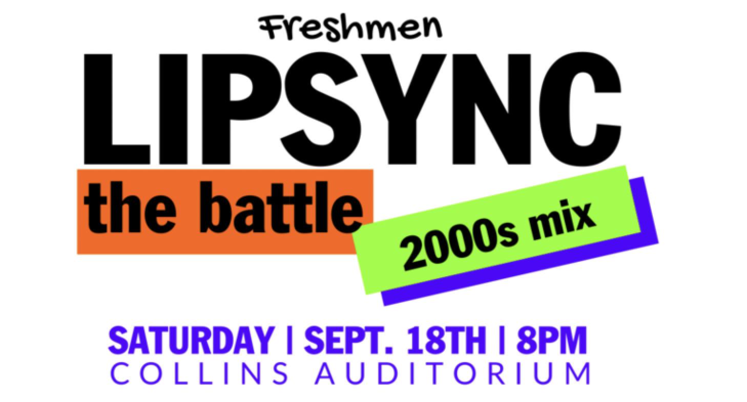 Freshman Lip Sync