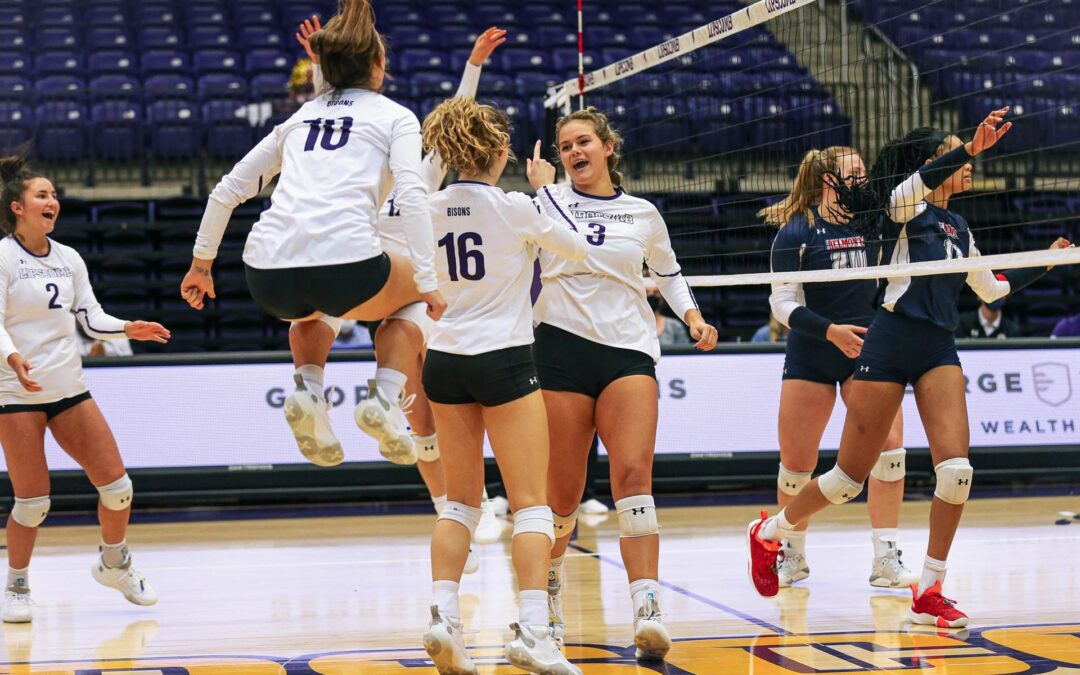 Volleyball blanks Bruins in one-sided Battle of the Boulevard