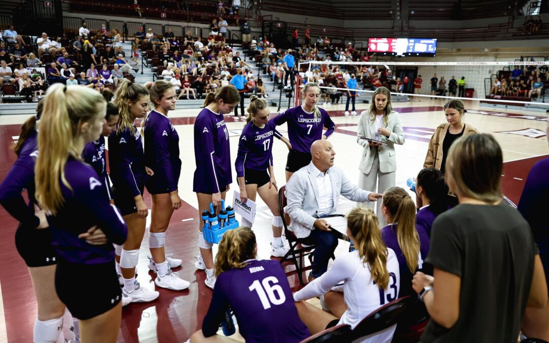 Volleyball comes away empty-handed at Gamecocks