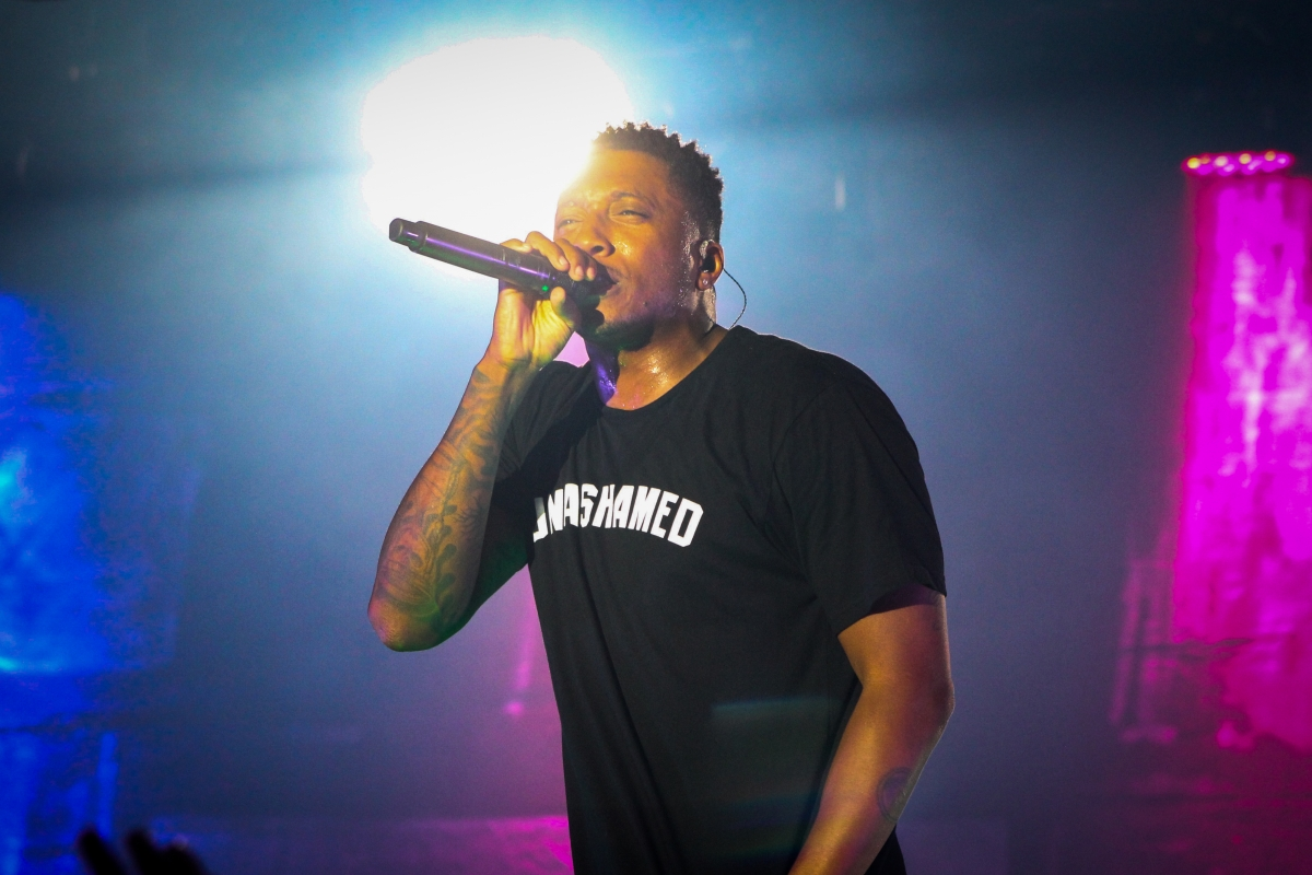 Hip-hop artist Lecrae brings Higher Learning tour to